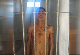 Detento algemado foge de fórum após participar de audiência de custódia na Paraíba