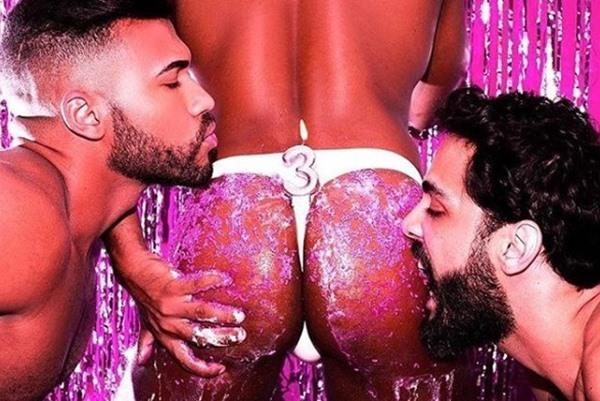 hole - LIBERDADE SEXUAL E TOLERÂNCIA: Baladas de sexo ganham roteiro nacional e público fiel