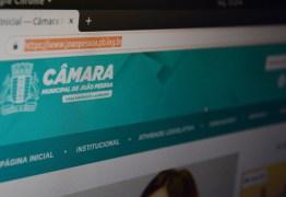 Câmara de João Pessoa lança novo portal de notícias e serviços