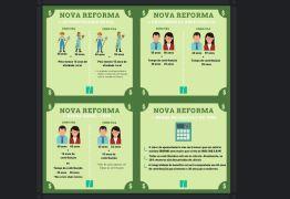 NÃO ENTENDEU? A GENTE DESENHOU: Tudo que você precisa saber sobre a reforma da previdência