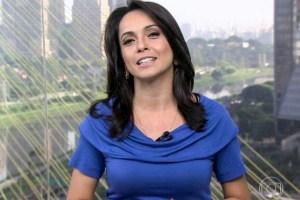 izabella camargo 300x200 - Após ter sido demitida, justiça manda Globo recontratar jornalista Izabella Camargo; entenda