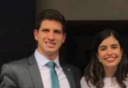 AMOR POR CONVENIÊNCIA? filho de Eduardo Campos engata romance com Tabata já de 'olho' na Prefeitura do Recife