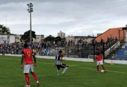 Treze se mantém vivo e vence Globo-RN por 1 a 0