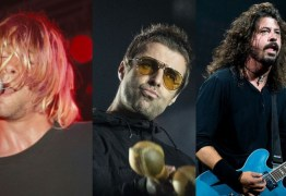 """Oasis, Nirvana e Foo Fighters agora são """"rock de pai"""", diz jornal inglês"""