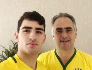 Resultado de imagem para Chefe de gabinete da Prefeitura de João Pessoa, Lucélio Cartaxo, sofre acidente de quadriciclo com o filho