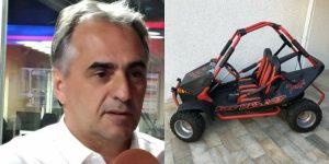 lucélio mini buggy 300x150 - URGENTE: Lucélio piora e volta a ser internado na UTI no Hospital da Unimed - ENTENDA