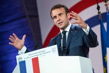 macron - NOVAS RESTRIÇÕES: lockdown na França irá vetar viagens regionais