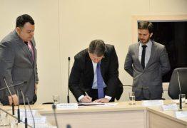 R$ 184 MILHÕES: Ministro assina contrato de arrendamento do Porto de Cabedelo