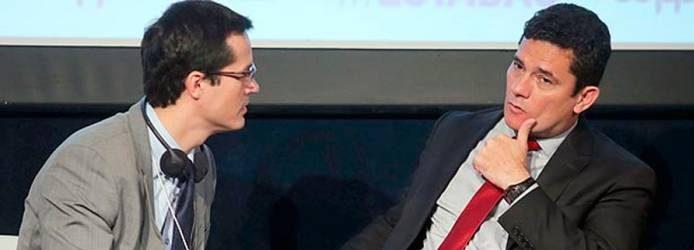 PESQUISA DATAFOLHA: Maioria dos brasileiros reprova conduta de Moro no caso dos vazamentos