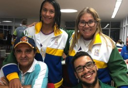 Quatro paraibanos participam do Camping Escolar Paralímpico em São Paulo