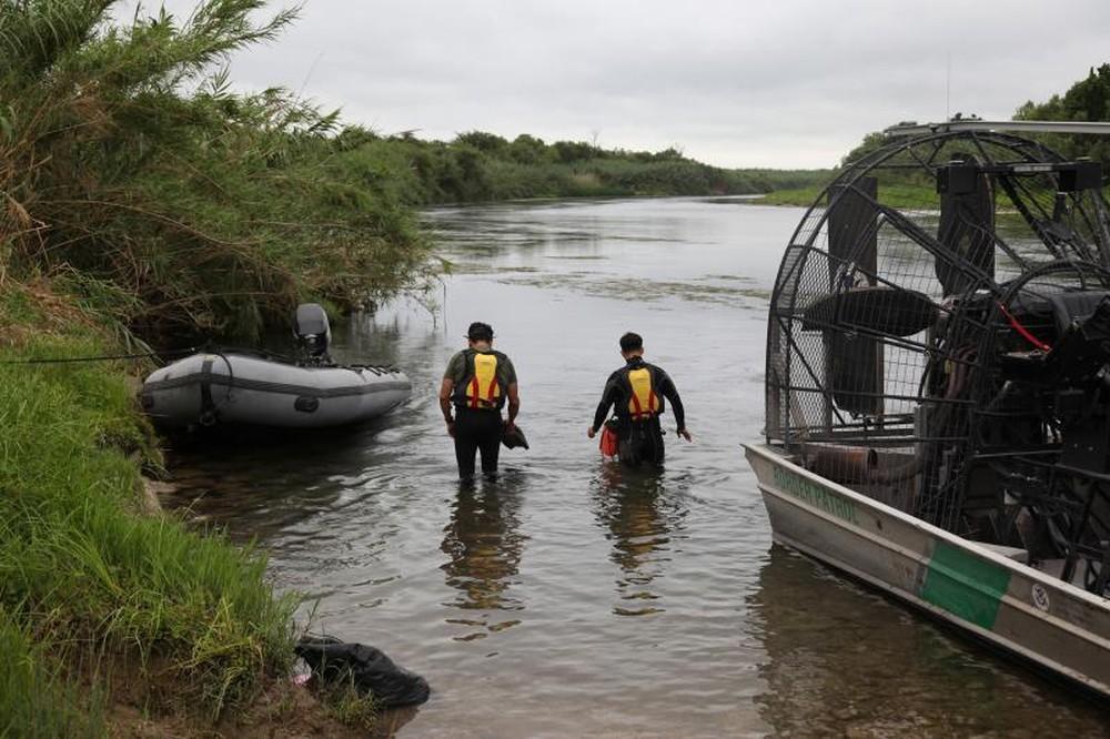 rio grande - Menina brasileira de 2 anos desaparece em rio entre EUA e México