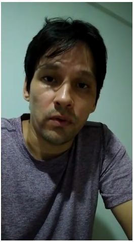 rodrigo morais vereador ameaçãs de morte - Vereador Rodrigo Morais revela que está recebendo ameaças de morte - VEJA VÍDEO