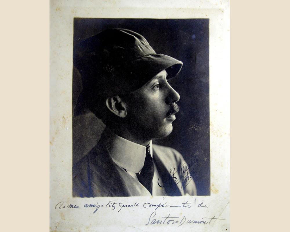 santosdumont - Piloto restaura dirigível de ar quente para voar como Santos Dumont