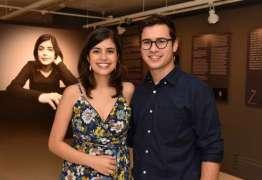 Namorado de Tabata Amaral recebeu R$ 23 mil do fundo de campanha da deputada