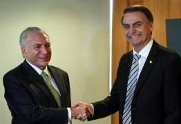 'VAIDADE DESPROVIDA DE AUTOCRÍTICA': o que Michel Temer vê de positivo no Governo Bolsonaro – Por Joice Berth