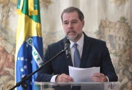 A pedido da defesa de Flávio Bolsonaro, Tóffoli suspende inquérito com dados da Coaf