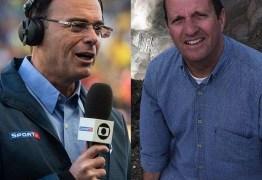 Tino Marcos e Marcos Uchôa pedem afastamento da Globo até 2020