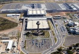 Investimentos em aeroportos concedidos são reduzidos por causa da crise