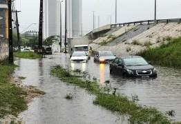 FORTES CHUVAS: Inmet emite alerta de grande perigo para 17 cidades na Paraíba; saiba quais