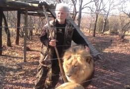 Homem é atacado e morto por leões que criava em cativeiro