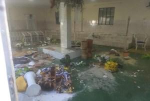 1 12 terreiro destruido rep 12019838 300x201 - 'Bonde de Jesus': quadrilha é presa por ataques a terreiros de candomblé