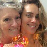 1 carol 12825448 e1566815663815 - Mãe de Carolina Dieckmann morre e atriz faz desabafo: 'Hoje morreu meu colo'