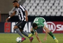 Botafogo empata em casa com Chapecoense