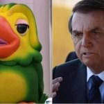 1 sem t  tulo 12787341 - Louro José dá bronca em Bolsonaro por queimada na Amazônia e chama atenção na web, veja