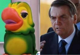 Louro José dá bronca em Bolsonaro por queimada na Amazônia e chama atenção na web, veja