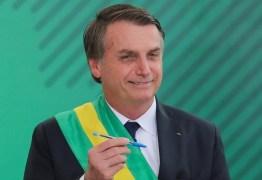 Bolsonaro usa redes sociais para ressaltar medidas de sua gestão