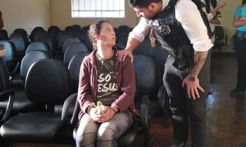 20190809182712946914a - ASSASSINATO CRUEL: 'Eu queria era a mãe dela', diz mulher que matou criança em Divinópolis