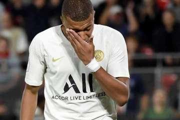 20190818194816958639a - Sem Neymar, PSG perde para Rennes com Mbappé e Cavani em campo