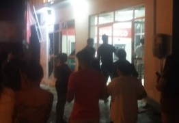 NOITE DO TERROR: Bandidos explodem agência do Banco Bradesco em São João do Rio do Peixe; VEJA VÍDEO