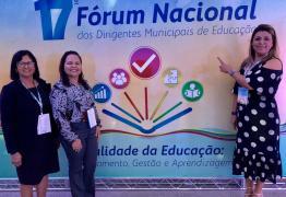 Vice-presidente da Famup defende manutenção do Fundeb durante Fórum Nacional dos Dirigentes de Educação