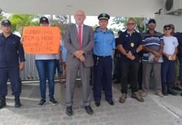 SEM ACORDO: Guarda Municipal realiza paralisação e sinaliza greve geral em João Pessoa