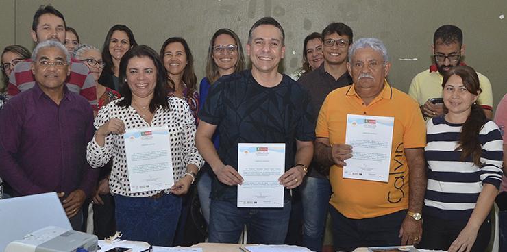 5656 - Educação de Santa Rita realiza assembleia de plano de ação do Selo UNICEF