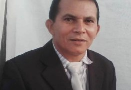 VEREADOR EM NATUBA: Execução pode ter tido motivação política