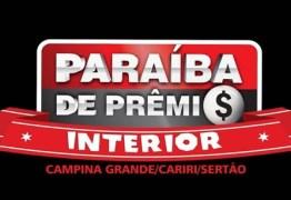 Paraíba de Prêmios vai passar a ter dois sorteios a partir desta semana