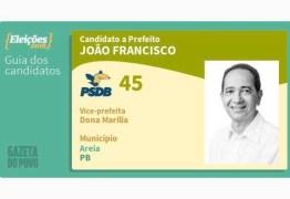 Prefeito de Areia mente e anuncia filiação fake ao PSDB onde já era filiado e foi eleito