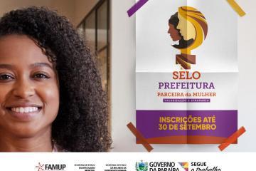 69d4bd47 b98d 4b94 a67e df97fe399373 - Municípios podem se inscrever no Selo 'Prefeitura Parceira das Mulheres' até 30 de setembro