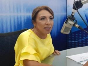 CIDA 300x225 - 'CERTEZA QUE ELE VAI': Cida Ramos reforça convite a João Azevêdo para ato 'SOS Transposição'