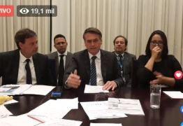 CAIXA-PRETA DO BNDES: Bolsonaro promete divulgar negociatas em banco estatal e compra de jatinho para apresentador global; VEJA VÍDEO