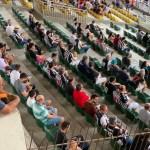 João e Ricardo - João Azevedo e Ricardo Coutinho se evitam no jogo do Belo e aumentam rumores de crise no PSB - VEJA VÍDEO