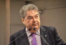 Lindolfo Pires solicita voto de pesar pela morte do ex-prefeito Luiz Diniz Sobreira na ALPB
