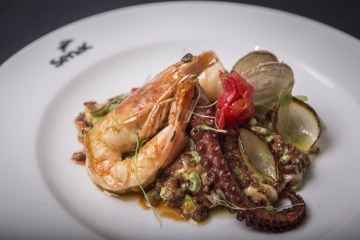 Rubacão de Frutos do Mar - Senac leva a gastronomia e a cultura paraibana a Brasília