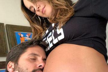Screenshot 16911 - CEGONHA: Nasce Bela, filha de Claudia Leitte e Marcio Pedreira