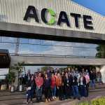 Visita Acate 1 - Durval Ferreira avalia missão empresarial para conhecer ecossistema de tecnologia de Florianópolis