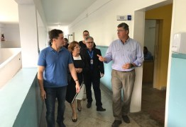 Diretoria da FAP apresenta investimentos feitos no hospital através de emendas de Vitalzinho, Nilda Gondim e Veneziano
