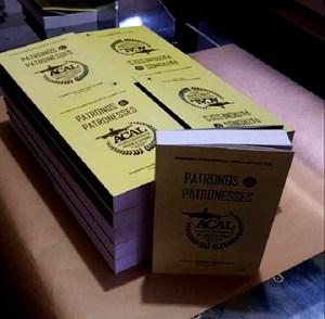 acal livro OK 300x294 - Academia Cajazeirense de Artes e Letras lança o livro 'Patronos & Patronesses'