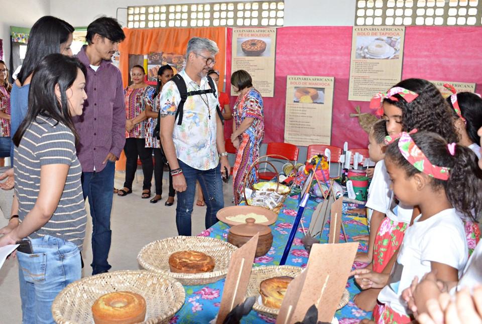 afro3 - Em Santa Rita, 11 mil alunos participam de projeto sobre cultura afro-brasileira